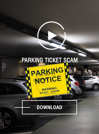 Parking Ticket Scam