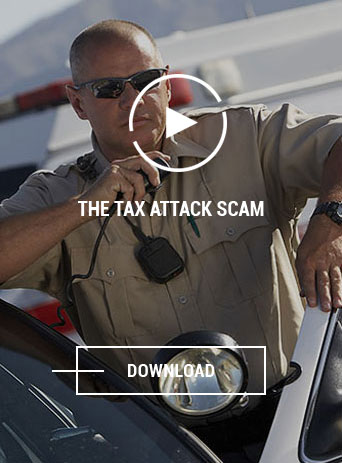 The Tax Attack Scam